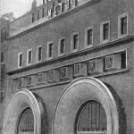 Dzerzhinskaya Metro Station in the 1930s. Called after the founder of the Cheka, Felix Dzerzhinsky, it was renamed Lubianka in 1990.