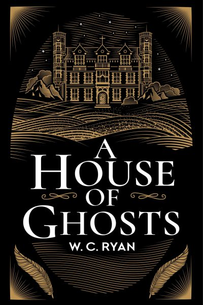 Image result for a house of ghosts william ryan